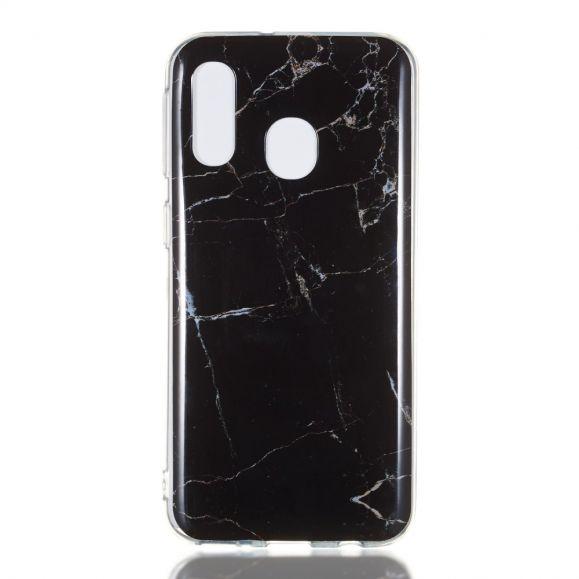 Samsung Galaxy A40 - Coque imprimée marbre