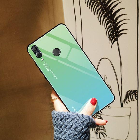 Huawei P Smart 2019 - Coque dégradé de couleurs