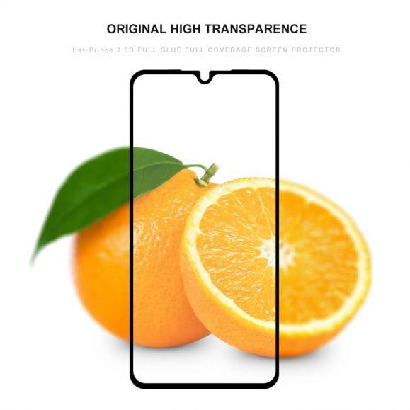 Xiaomi Mi 9 SE - Protection d'écran en verre trempé full size - Noir