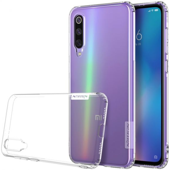 Xiaomi Mi 9 SE - Coque gel nature transparent