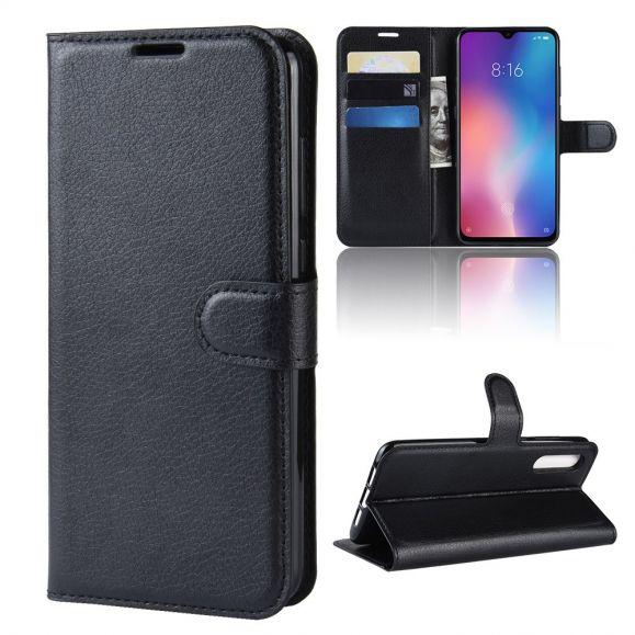 Xiaomi Mi 9 SE - Étui style cuir porte cartes