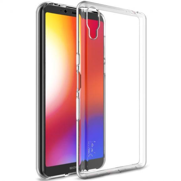 Coque transparente ultra souple pour Sony Xperia L3
