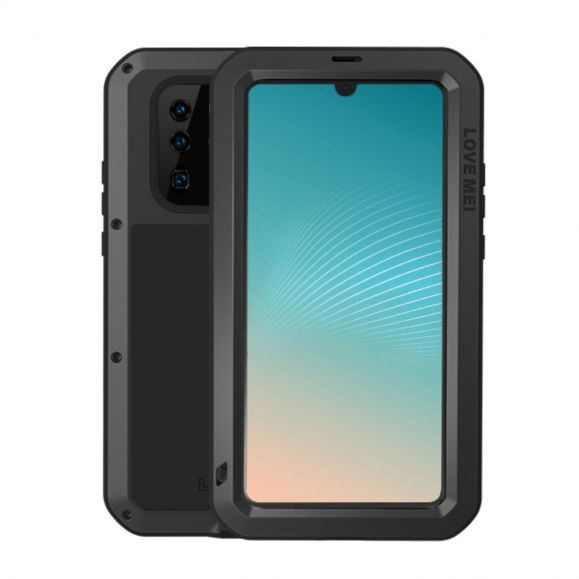 Huawei P30 Pro - Coque intégrale LOVE MEI Powerful Ultra Protectrice