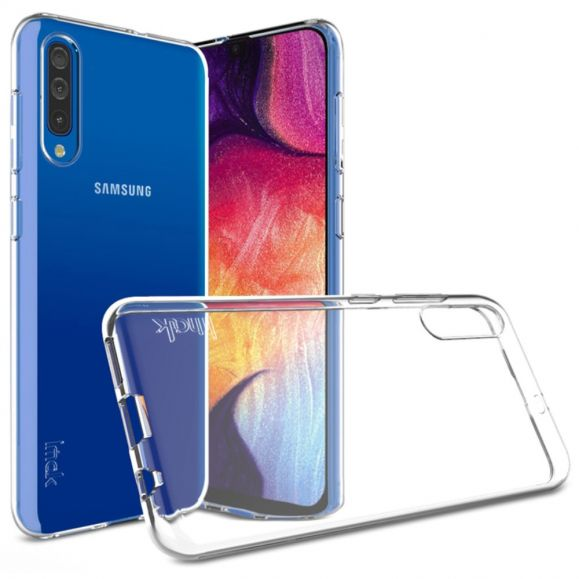 Samsung Galaxy A70 - Coque transparente ultra souple