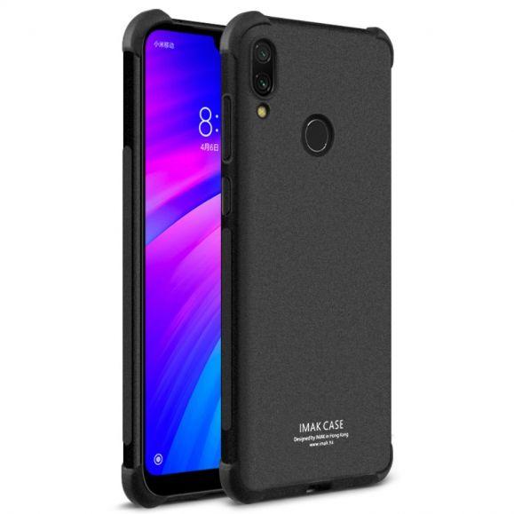 Xiaomi Redmi 7 - Coque class protect - Noir mat