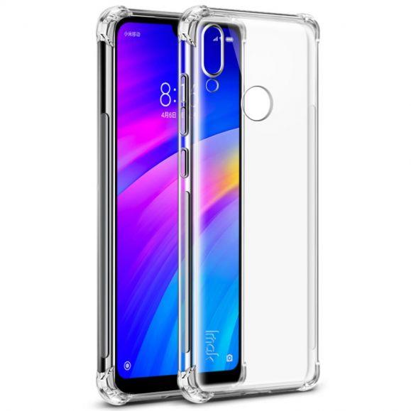 Xiaomi Redmi 7 - Coque class protect - Transparente