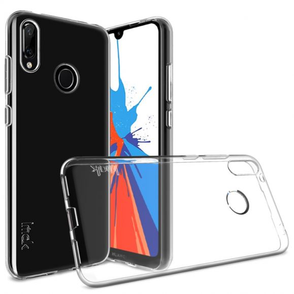 Huawei Y7 2019 - Coque transparente ultra souple