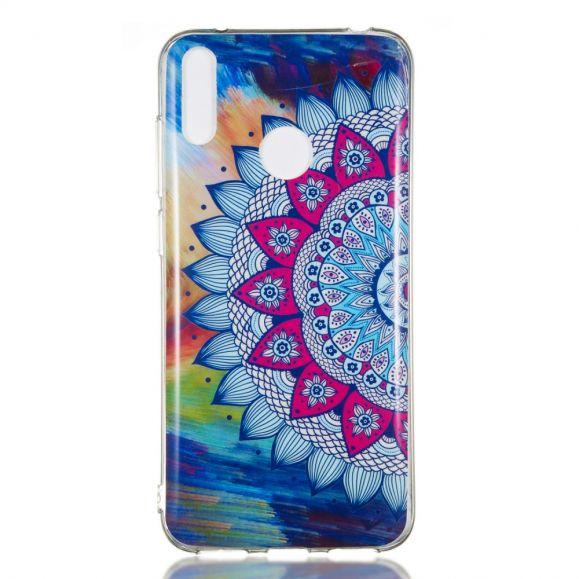 Huawei Y7 2019 - Coque luminous Mandala Fleur