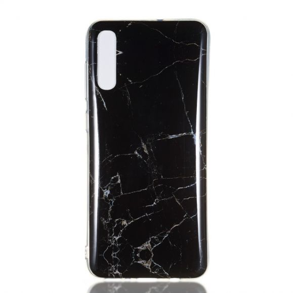 Samsung Galaxy A70 - Coque imprimée marbre
