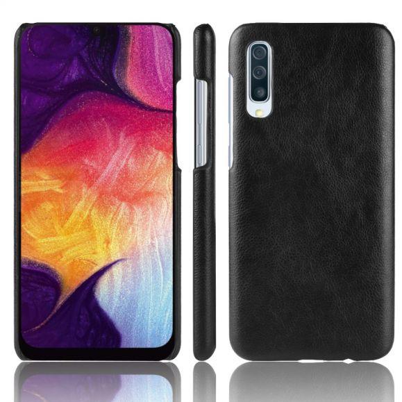 Samsung Galaxy A70 - Coque effet cuir premium