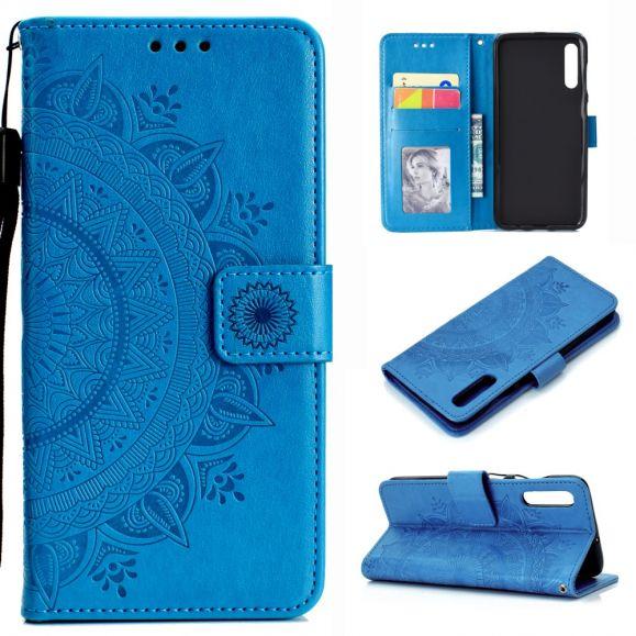 Samsung Galaxy A50 - Étui à lanière mandala