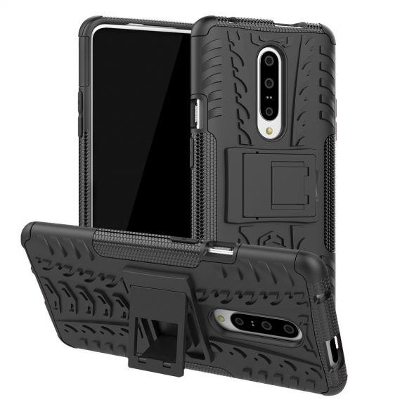 OnePlus 7 Pro - Coque antidérapante avec support intégré