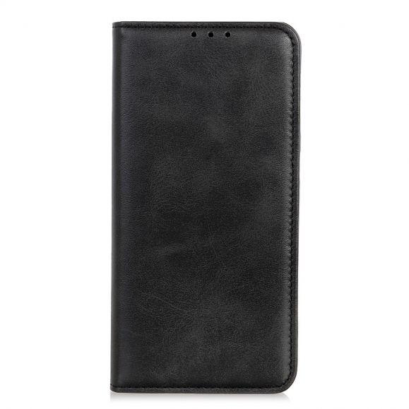 Samsung Galaxy A20e - Étui Sacha imitation cuir