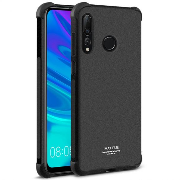 Huawei P Smart Plus 2019 - Coque class protect - Noir mat