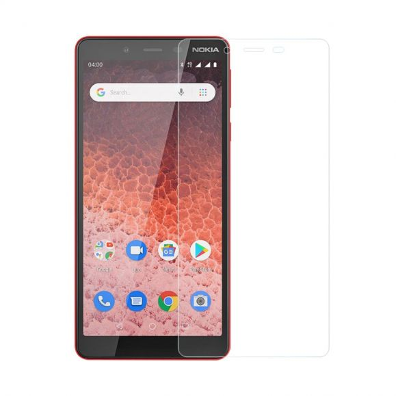 Nokia 1 Plus - Pack de 2 films en verre trempé