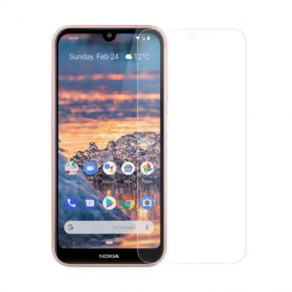 Nokia 4.2 - Pack de 2 films en verre trempé