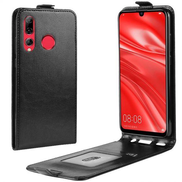 Huawei P Smart Plus 2019 - Étui simili cuir avec rabat verticale
