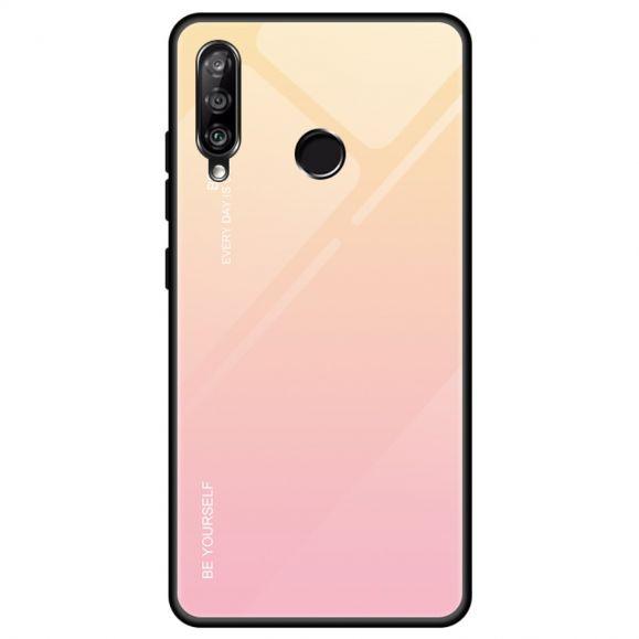 Huawei P Smart Plus 2019 - Coque dégradé de couleurs