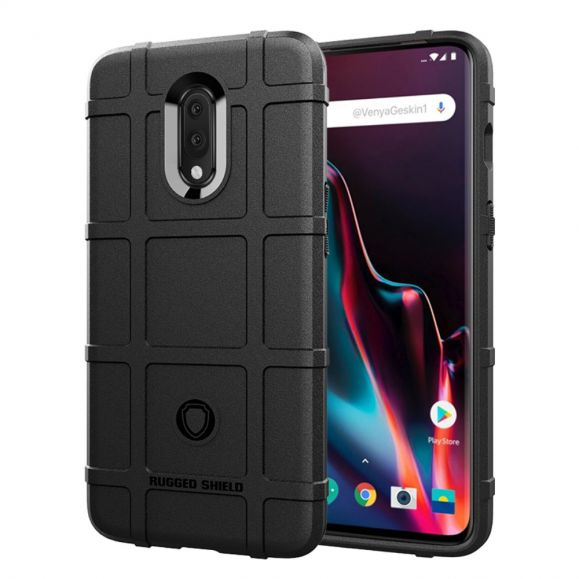 OnePlus 7 - Coque rugged shield antichoc