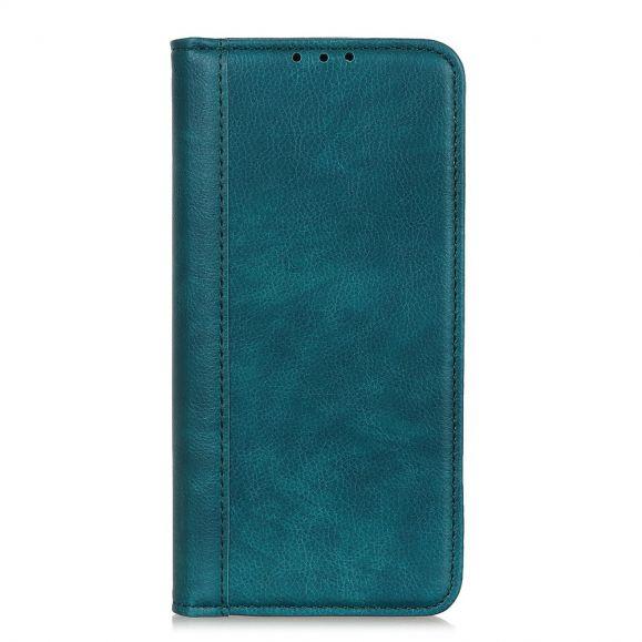 OnePlus 7 Pro - Étui Sylvestre simili cuir - Vert