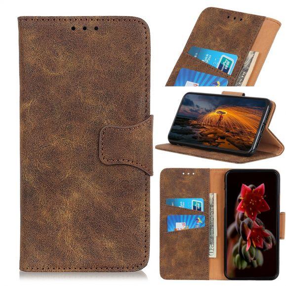 Huawei P Smart Z - Étui Edouard en simili cuir vintage