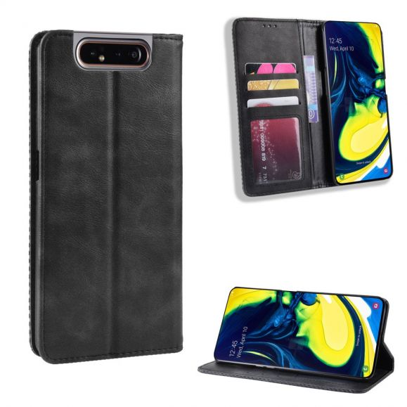 Samsung Galaxy A80 - Étui style cuir Le Cirénius