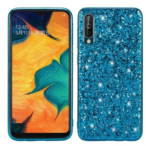 Samsung Galaxy A50 - Coque scintillante strass glamour