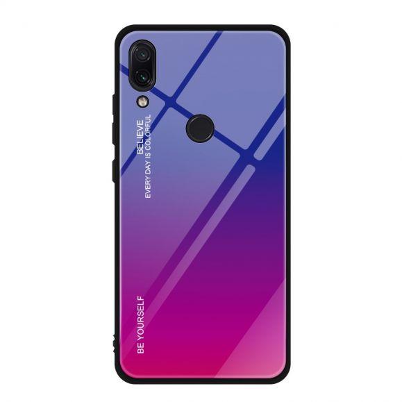 Xiaomi Redmi Note 7 - Coque dégradé de couleurs