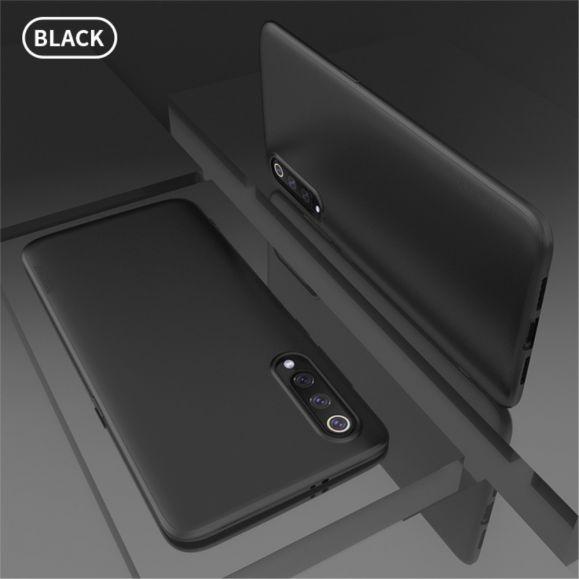 Xiaomi Mi 9 - Coque ultra mince revêtement mat - Noir