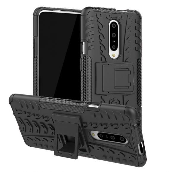 OnePlus 7 - Coque antidérapante avec support intégré