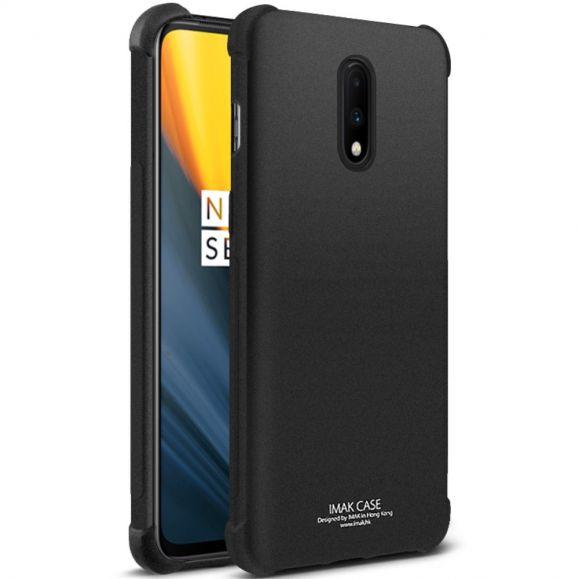 OnePlus 7 - Coque class protect - Noir mat