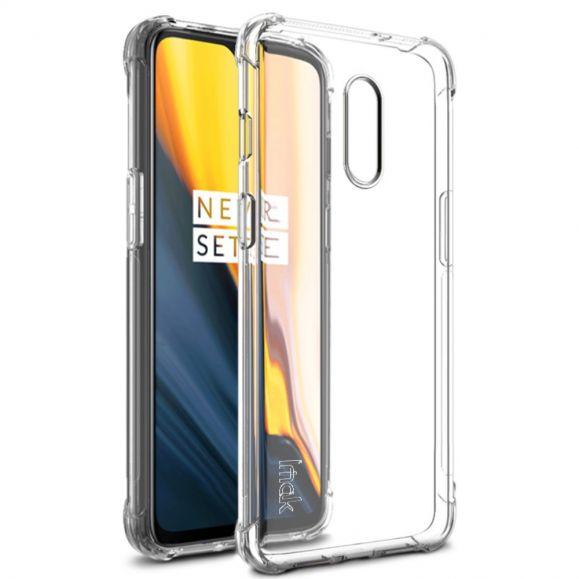 OnePlus 7 - Coque class protect - Transparent