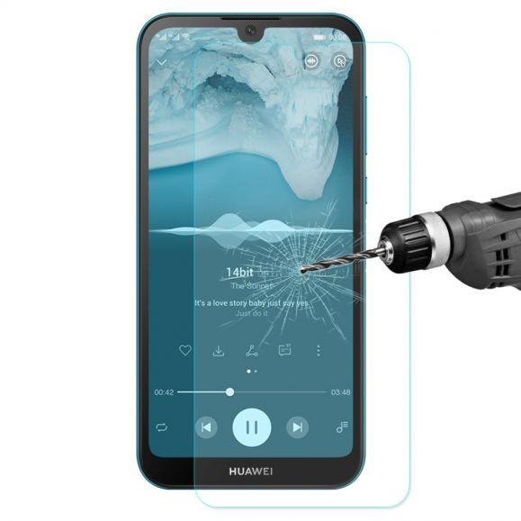 Film de protection en Verre trempé pour Huawei Y5 2019