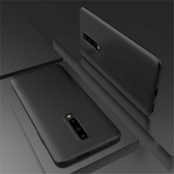 OnePlus 7 Pro - Coque ultra mince revêtement mat - Noir