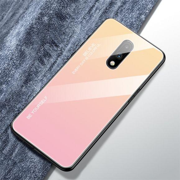 OnePlus 7 - Coque dégradé de couleurs