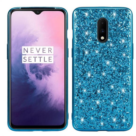 OnePlus 7 - Coque paillettes glamour