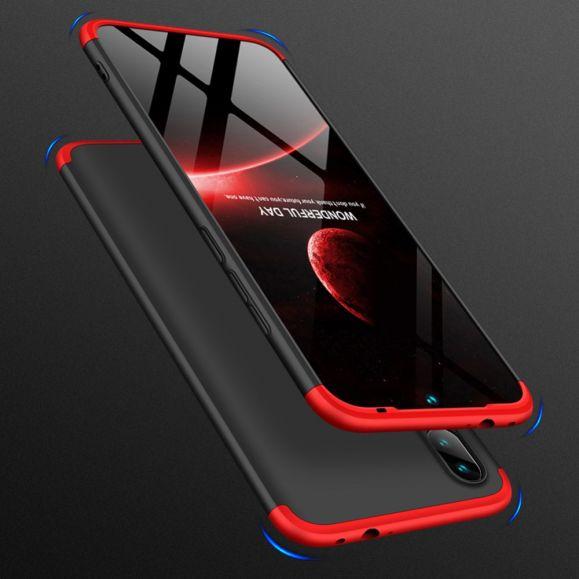 Xiaomi Redmi 7 - Coque détachable X-Duo revêtement mat
