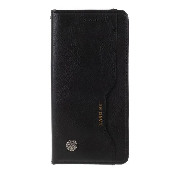 OnePlus 7 - Housse cuir stand case