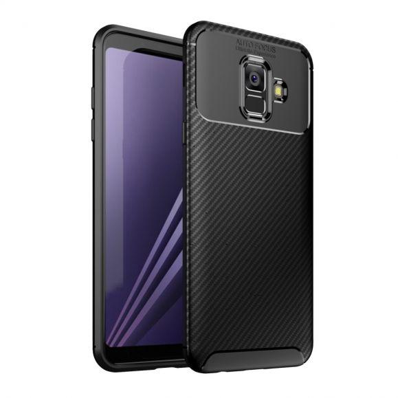 Samsung Galaxy A6 - Coque Karbon Classy