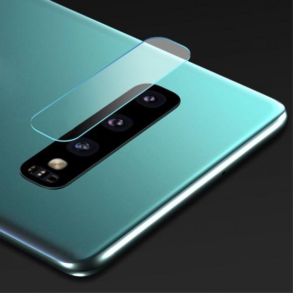 Samsung Galaxy S10 - 2 films en verre trempé pour objectif camera arrière