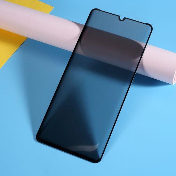 Huawei P30 Pro - Protection d'écran en verre trempé et filtre de confidentialité
