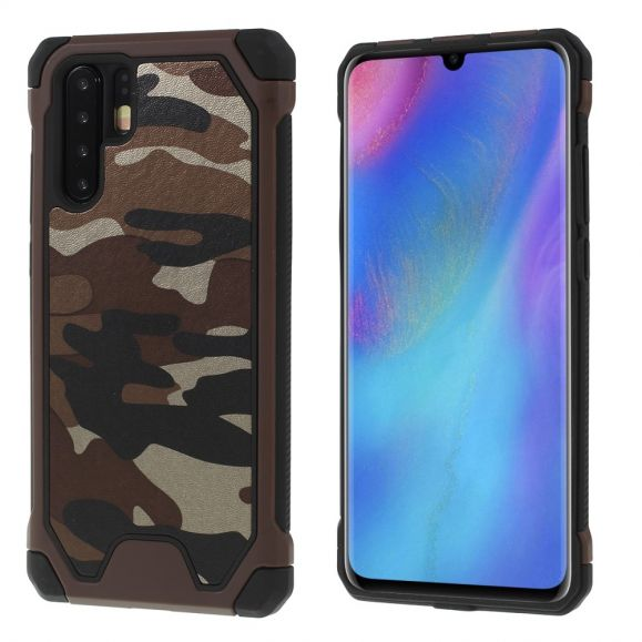 Huawei P30 Pro - Coque Protect Camouflage Militaire