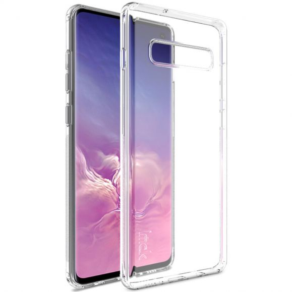 Samsung Galaxy S10 - Coque transparente ultra souple