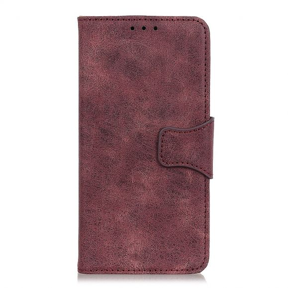 Xiaomi Mi A3 - Housse Edouard en simili cuir vintage