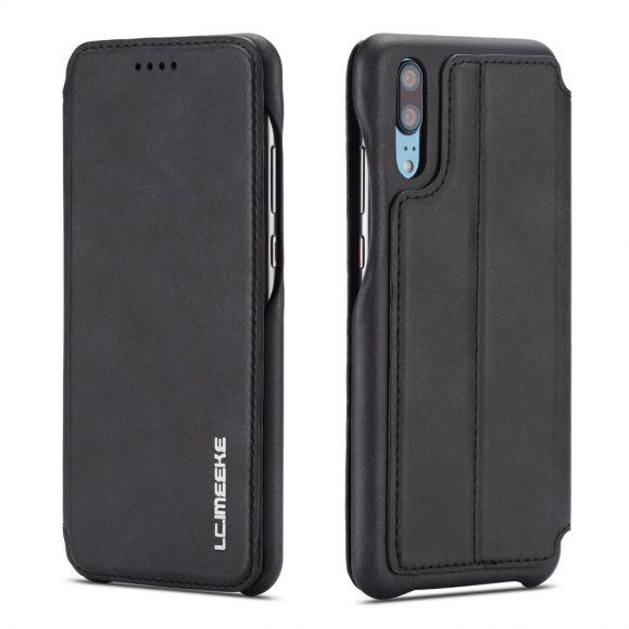 Huawei P20 Pro - Coque avec rabat simili cuir