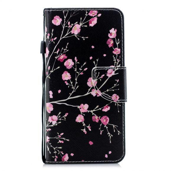 Samsung Galaxy A20e - Étui Abricotier du Japon