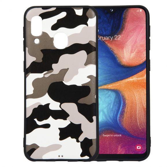Samsung Galaxy A20e - Coque camouflage militaire