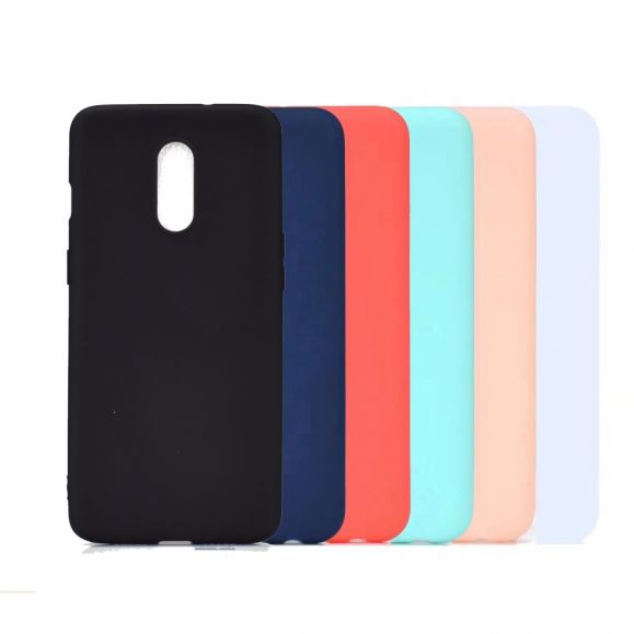 OnePlus 7 - Pack de 6 coques en silicone