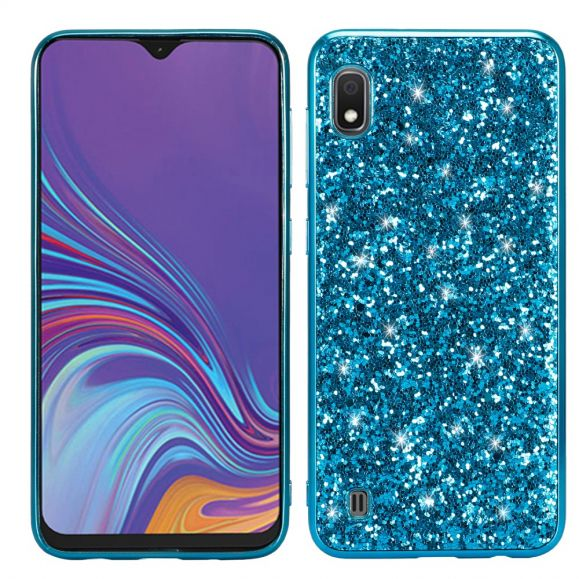 Samsung Galaxy A10 - Coque paillettes glamour