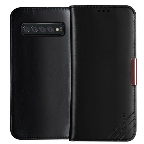 Samsung Galaxy S10 Plus - Housse Royale cuir premium